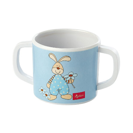 SIGIKID Melaminový hrneček Semmel Bunny