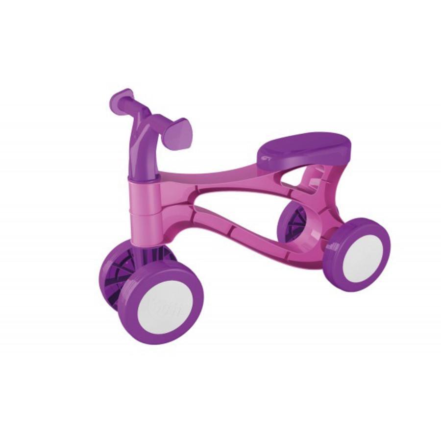 LENA® Porteur enfant mon premier scooter rose 07166