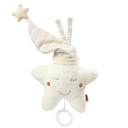 fehn® Spieluhr Stern mit Mütze - Baby Love