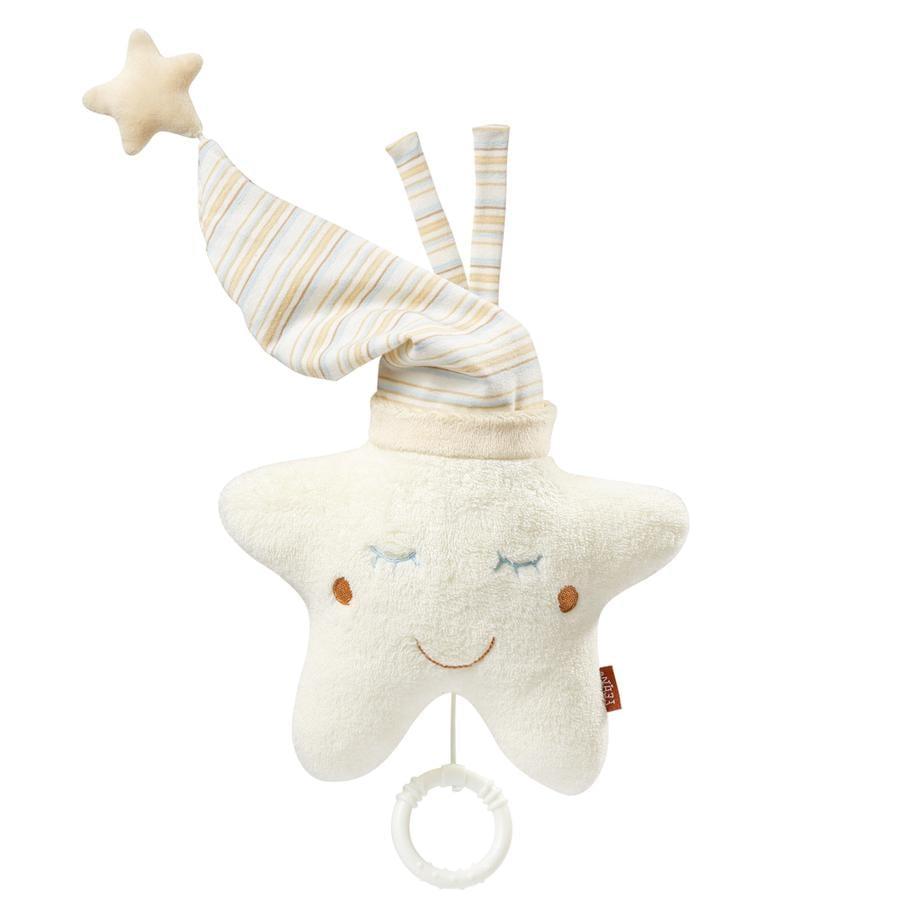 FEHN Peluche con carillon Stella con cappello - Baby Love