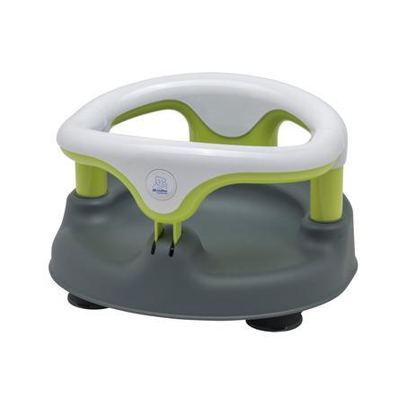 Rotho Babydesign Anneau de bain, gris/blanc/vert pomme