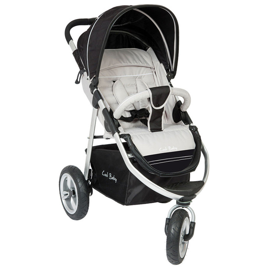 FILLIKID Jogger Urban Air grey/black