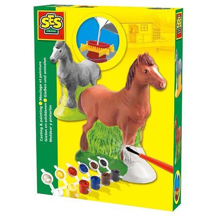 SES Creative Figuren gießen Pferd