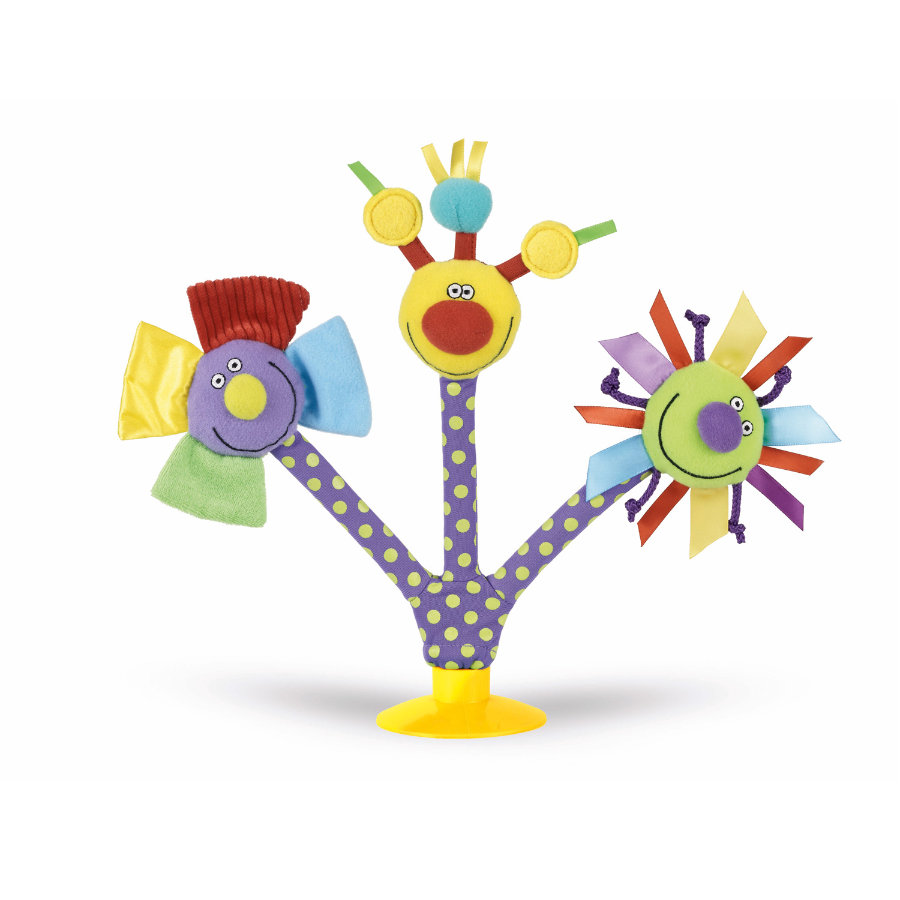 MANHATTAN TOY Baby - Motoriekspeelgoed Boing, Bobble and Bounce