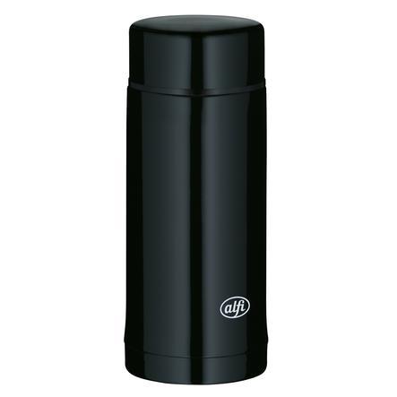 alfi Isolier-Trinkbecher TeaMug schwarz, 0,2 l