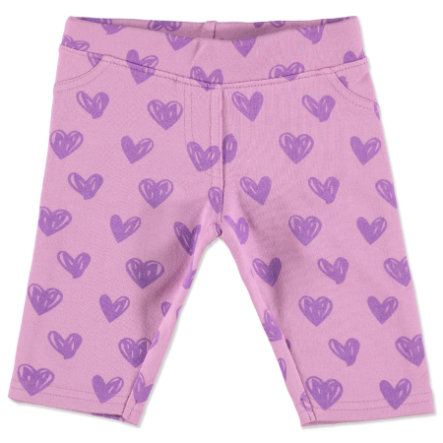 MAX COLLECTION Pantalon bébé HERZCHEN violet