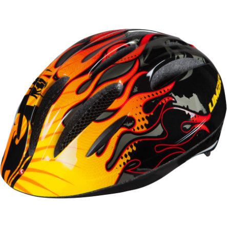 LIMAR Kinderhelm 242 Dragon Flame Gr. S (46-51 cm)