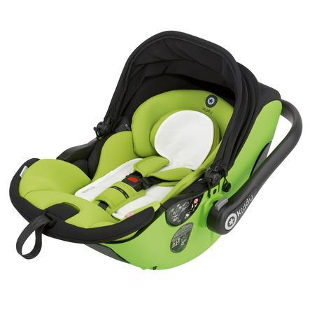 KIDDY becool Sommerbezug weiß für Neugeborenen-Einlage Evolution pro, Evolution pro 2 und Evo-lunafix
