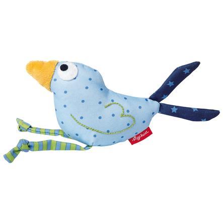 SIGIKID Greifling Quietsch Quatsch blau - Vogel