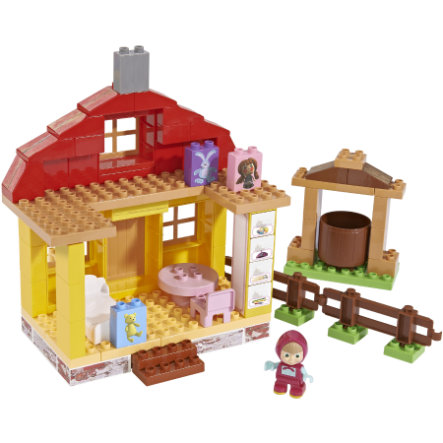 BIG PlayBIG Bloxx Masha and the Bear - Masha's Home