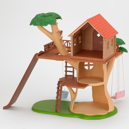 SYLVANIAN FAMILIES Ferie - Træ tops hus