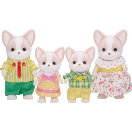 SYLVANIAN FAMILIE Familie Chihuahua