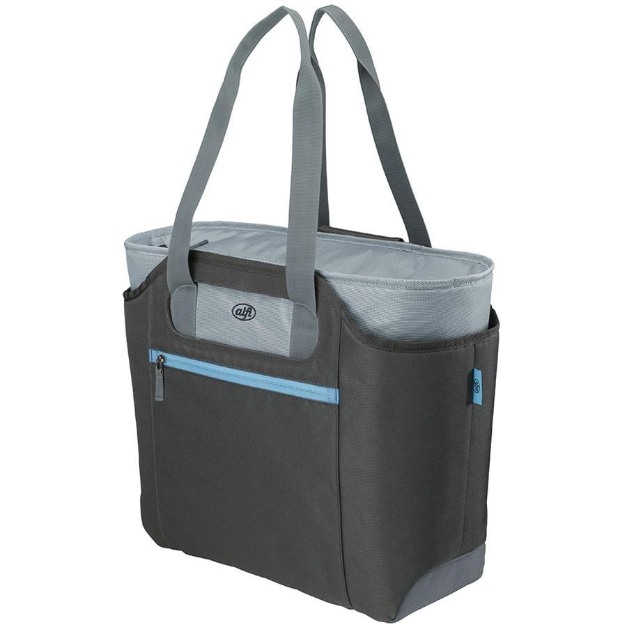 alfi Chladící taška IsoBag M, 2díly, space grey