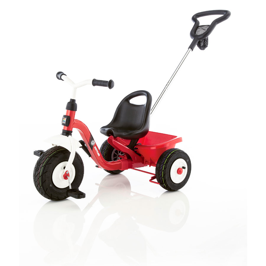 KETTLER triciclo con asta guida per genitore - AIR BOY 0T03050-5020