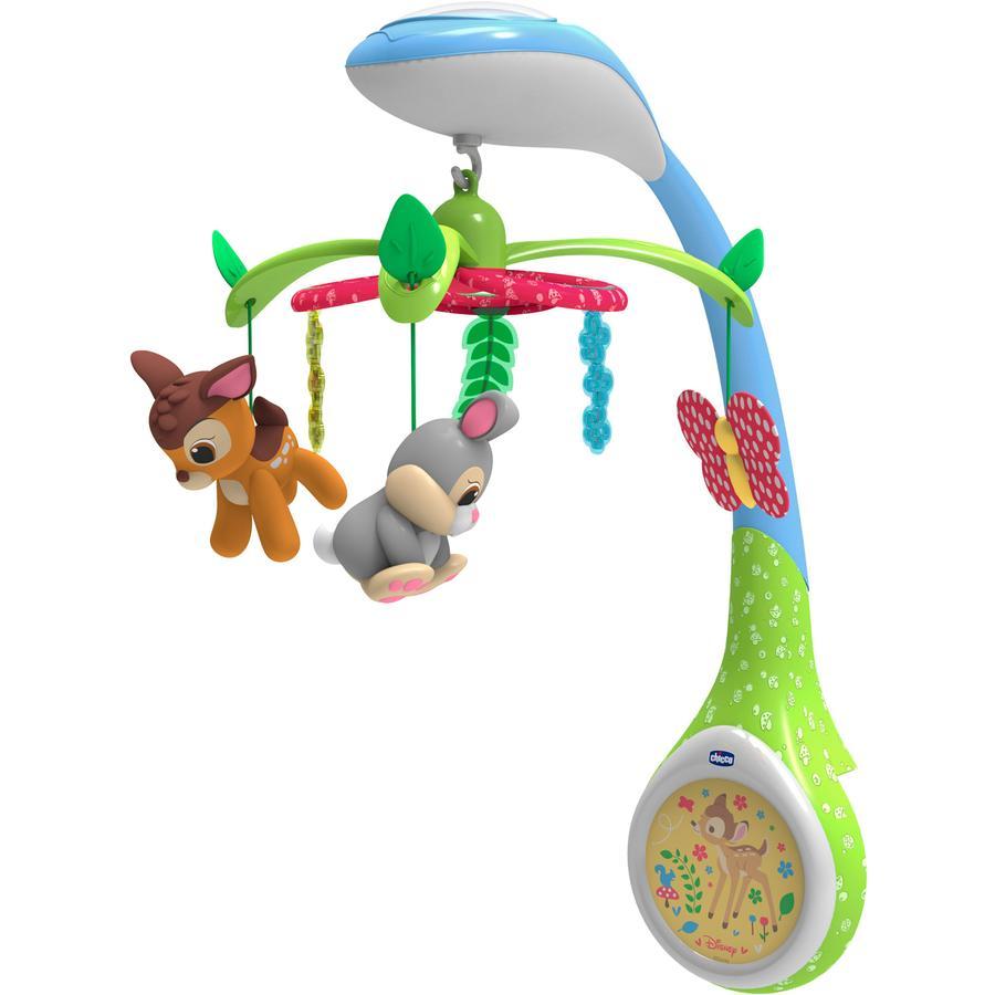 CHICCO Kolotoč Disney Bambi