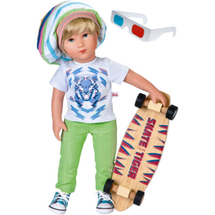 KÄTHE KRUSE Cool Girl Joe mit Skateboard