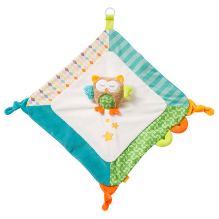 BABY SUN Doudou Deluxe Chouette - Sleeping Forest