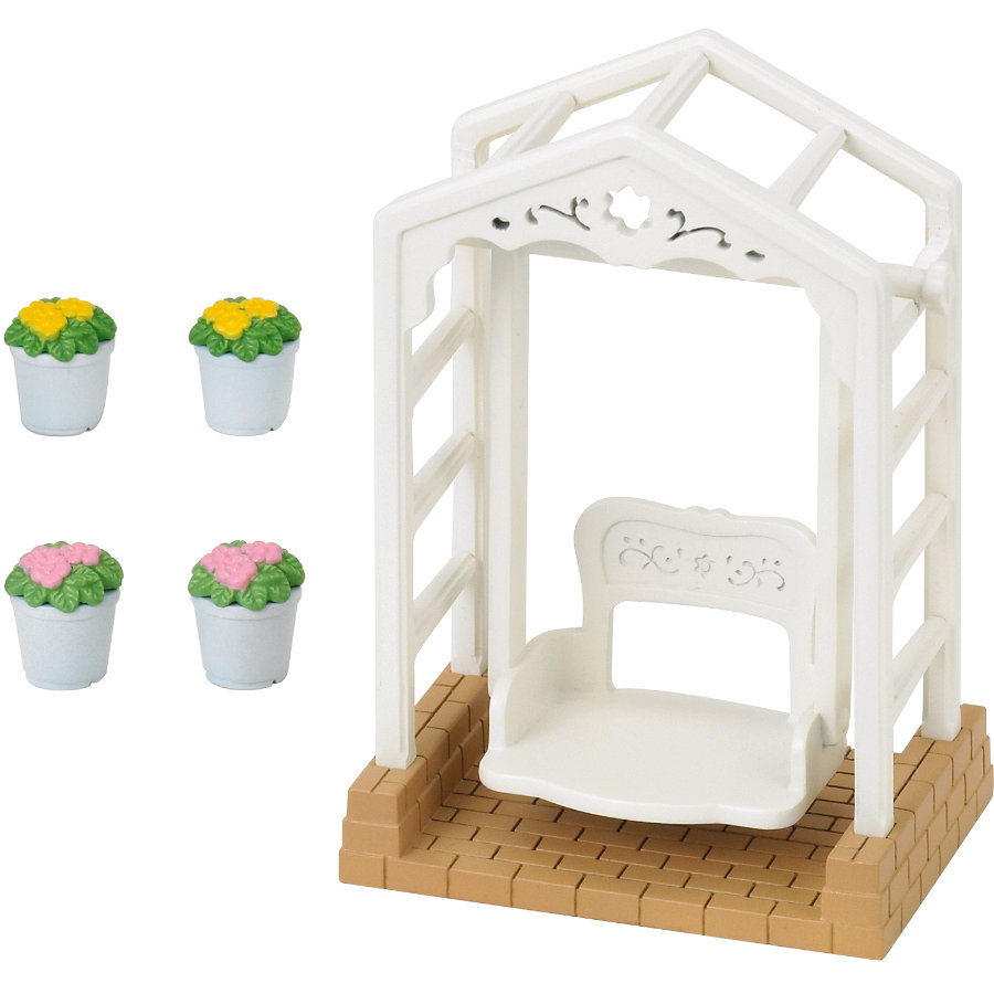 SYLVANIAN FAMILIES Furniture Sets - Baby Double See-Saw