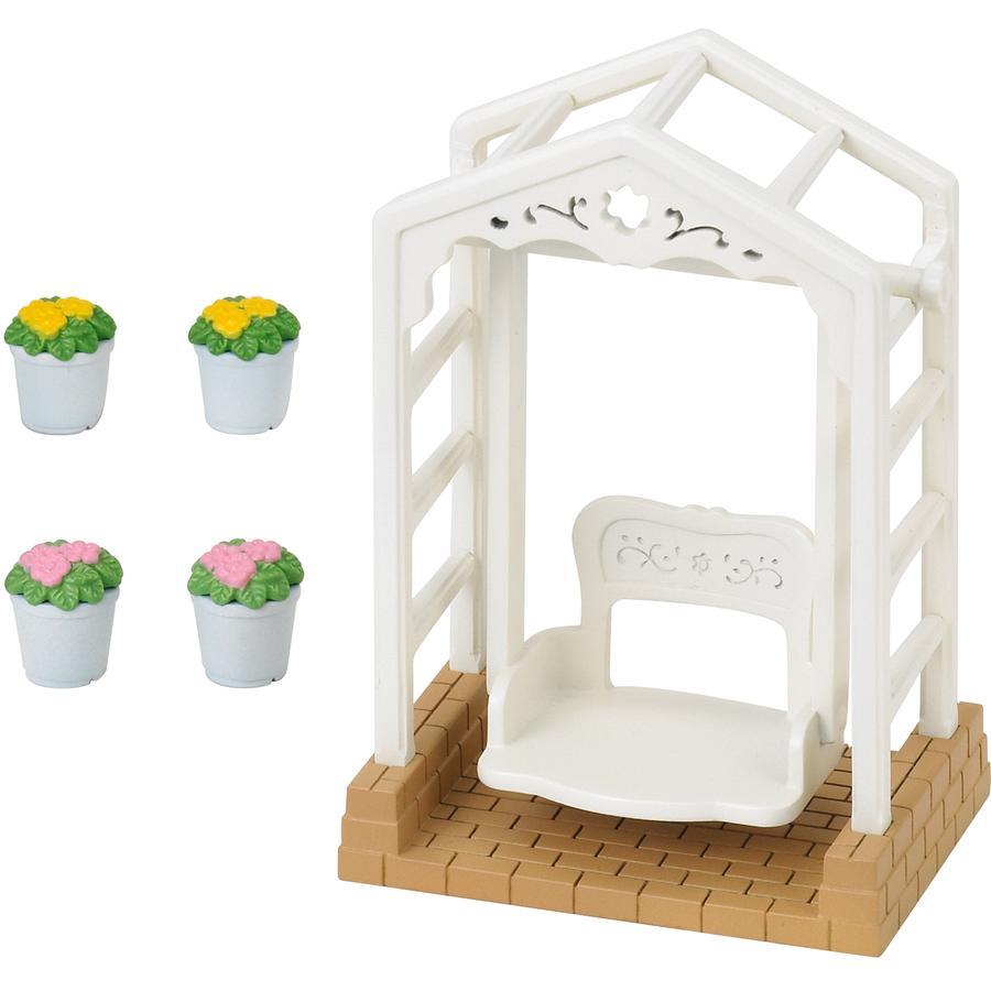 Sylvanian Families® Möbel-Sets - Gartenhängeschaukel