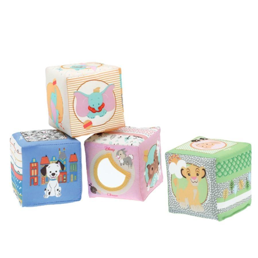 CHICCO Disney Cubes en tissu