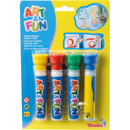 SIMBA Art and Fun - Colori per vetro