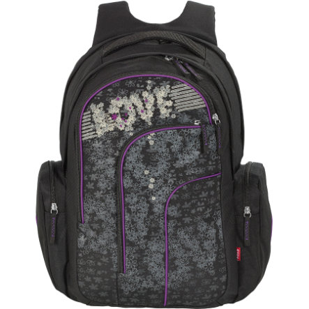 4YOU Flash BTS Rucksack Move, 494-47 Love is all
