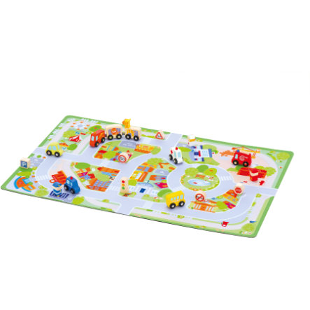 SEVI Spielset Play City
