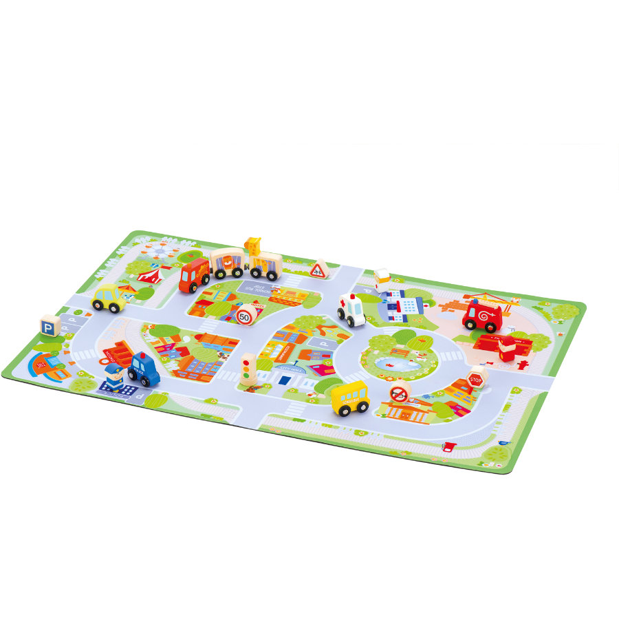 SEVI Lekset Play City