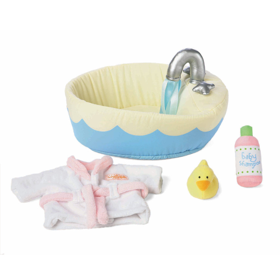 MANHATTAN TOY Baby Stella - Babypuppe Bath Set