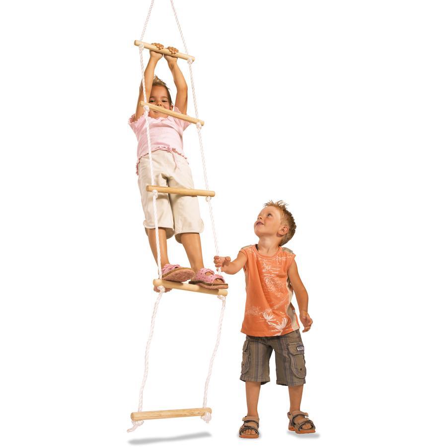 Eichhorn Échelle d'escalade cordes enfant Outdoor bois