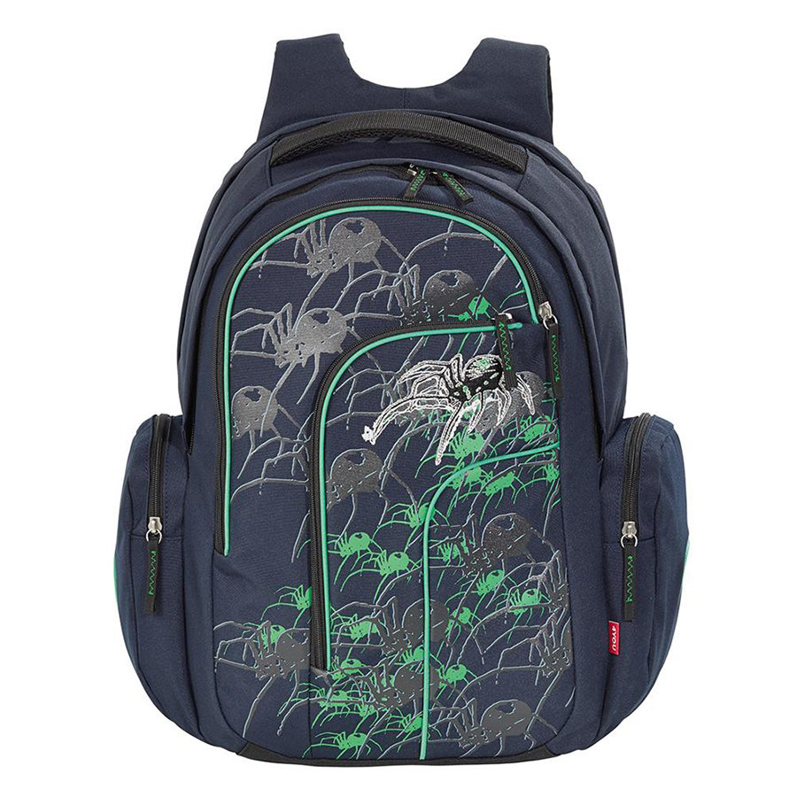 4YOU Flash BTS Backpack Move, 340-47 Spider