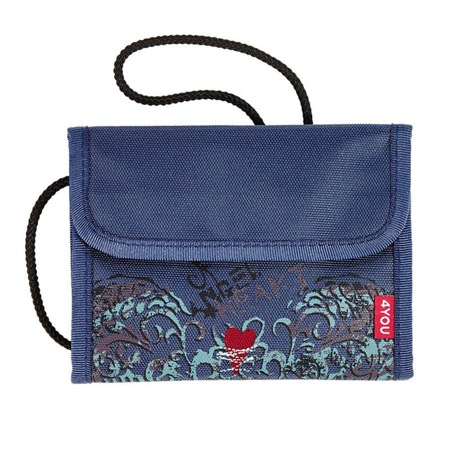 4YOU Flash Money Bag, 343-47 Angel Heart