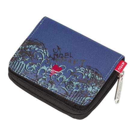 4YOU Flash BTS Zipper Wallet 343-47 Angel Heart