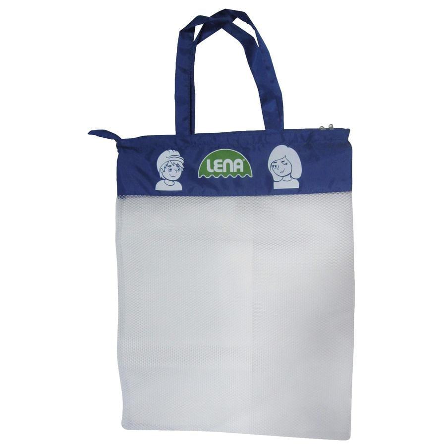 LENA Happy Síťová taška na písek