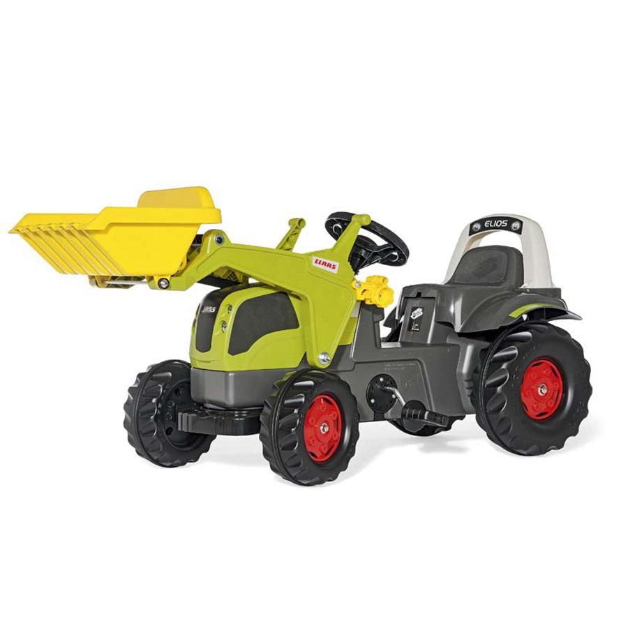 ROLLY TOYS Tramptraktor rollykid CLAAS Elios Kid Traktor 025077