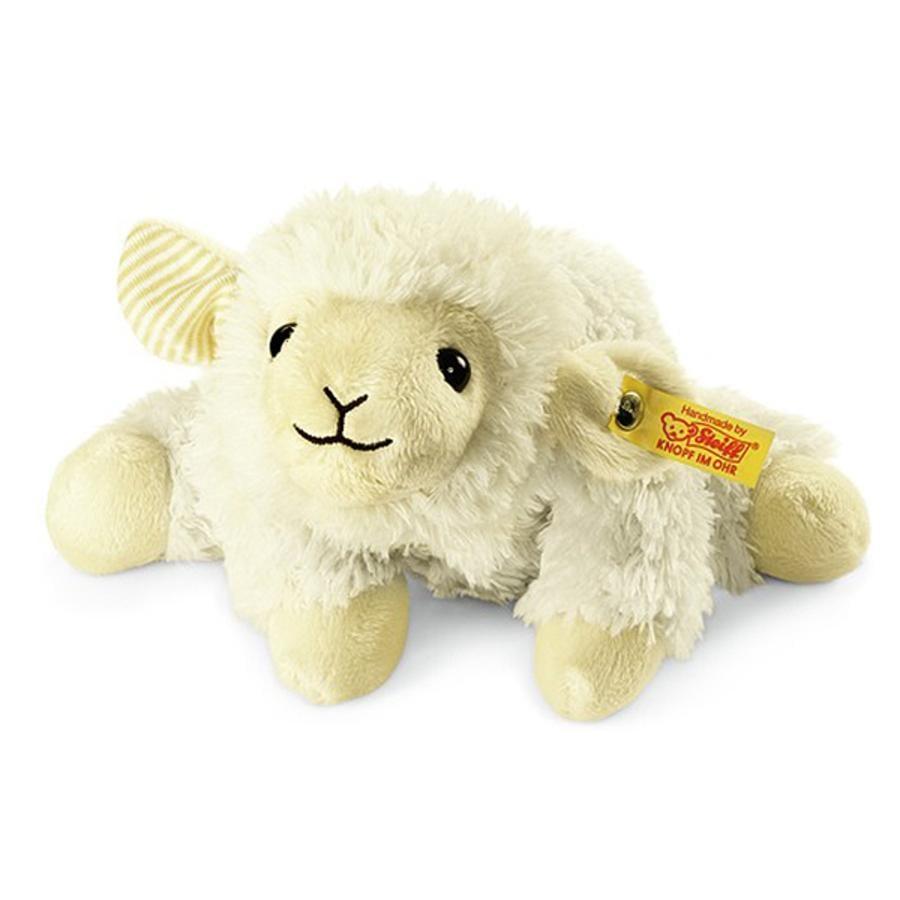 STEIFF Teplý polštářek ovečka Floppy Linda, 22 cm