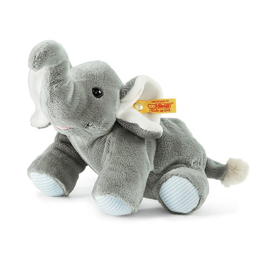 STEIFF Teplý polštářek Floppy Trampili slon 22 cm