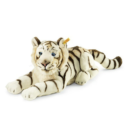 STEIFF Bharat, the White Tiger 43 cm