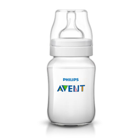 Philips AVENT SCF563/17 Anti-Kolik Flaske Klassik 260ml