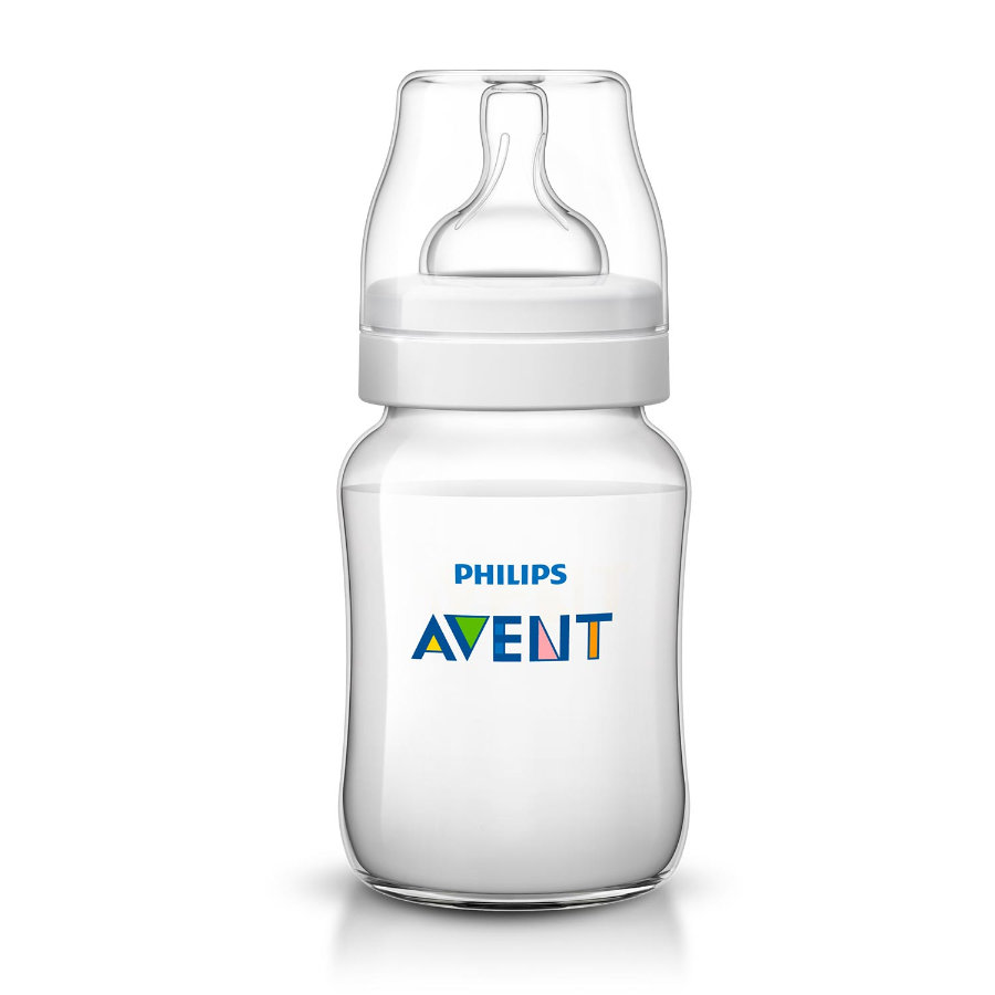 Philips AVENT Biberon anti-colique Classic, 260 ml SCF563/17