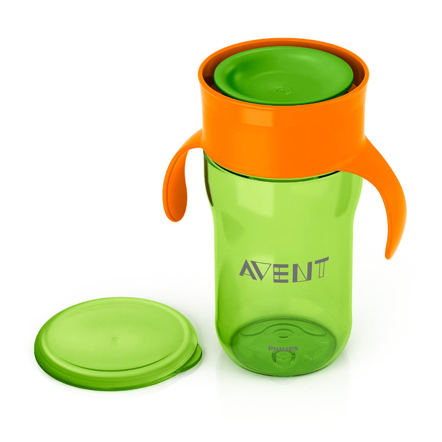 Philips AVENT Gobelet All Around Cup, vert, 340 ml SCF784/00