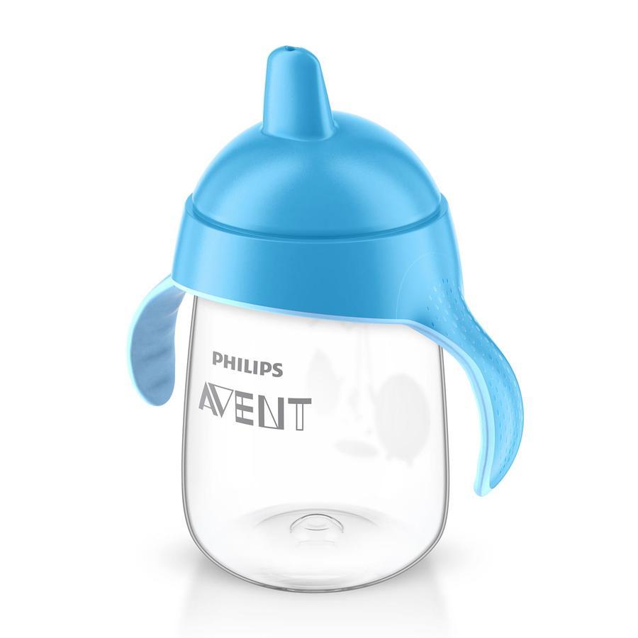 Philips AVENT Tasse à bec souple, bleu, 340 ml SCF755/05