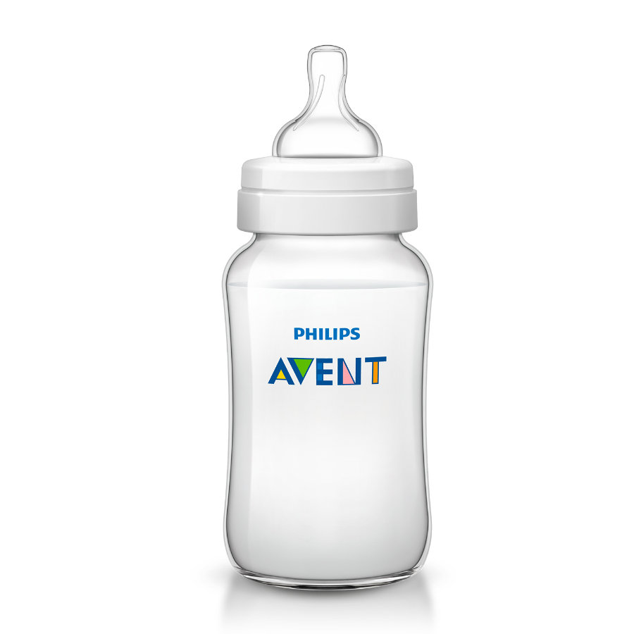 Philips AVENT Biberon anti-colique Classic, 330 ml SCF566/17