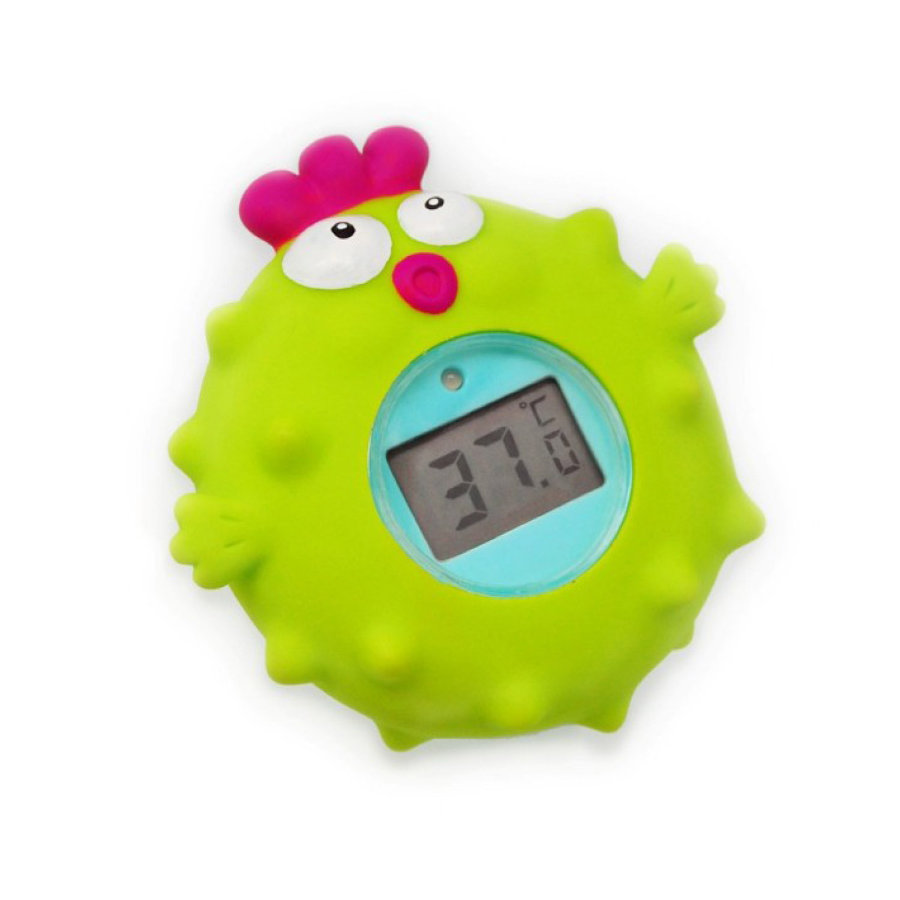 KNORRYTOYS ESCABBO® - Badethermometer Birdy -