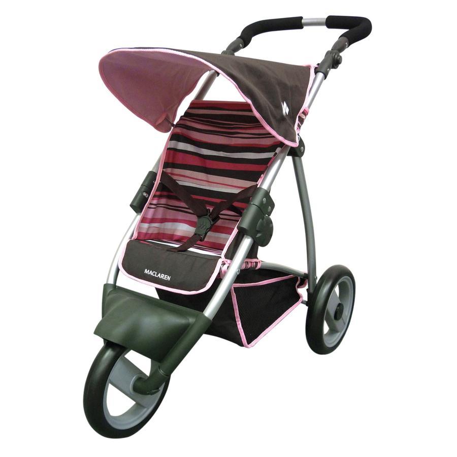 knorr® toys Puppenwagen MacLaren - Junior MX3 - Sedona