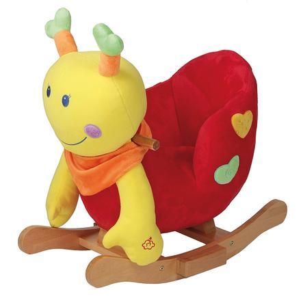 knorr® toys Schaukeltier - Käfer Maya mit Sound