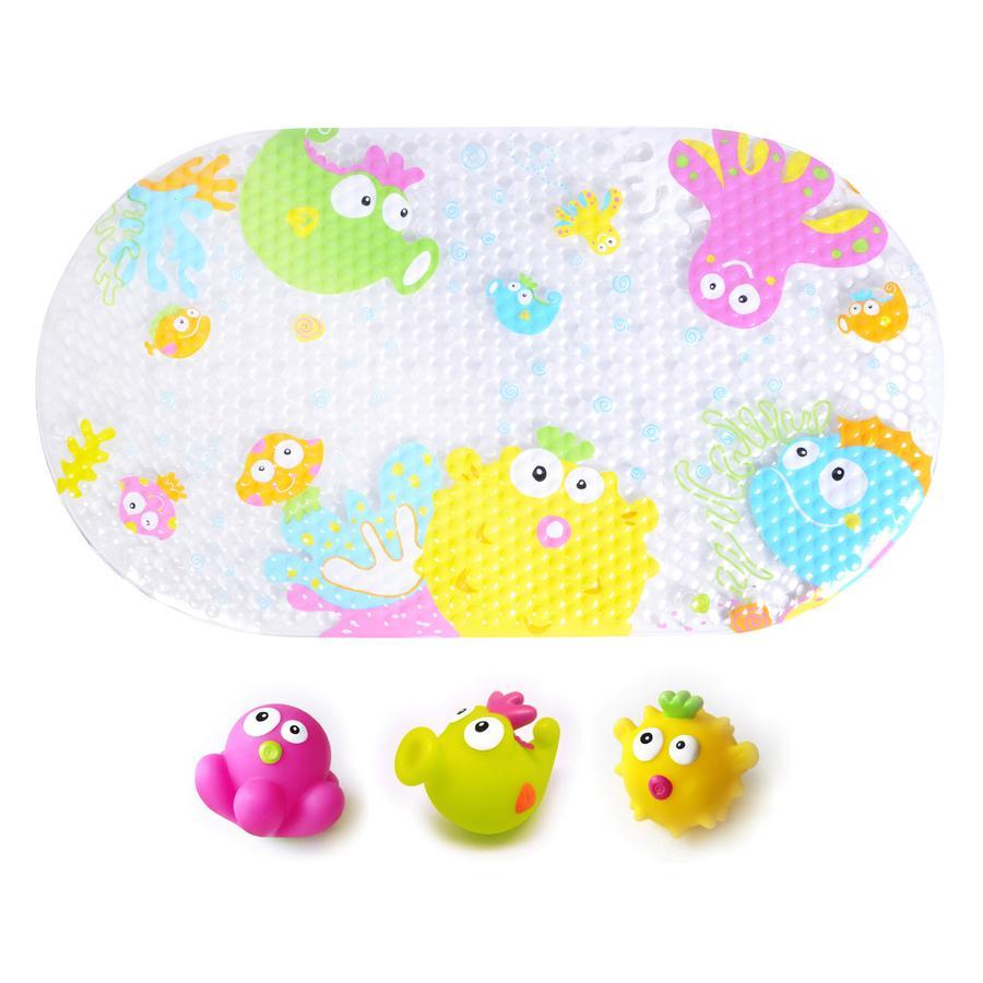 knorr® toys escabbo® - Juego de alfombrillas de baño Mar
