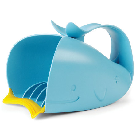 SKIP HOP Moby Wal Becher zum tränenfreien Haarewaschen