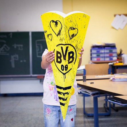 BVB 09 Presentstrut