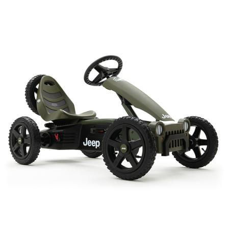 BERG Pedal Go-Kart Jeep® Adventure